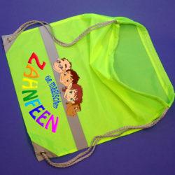Safe Bag Rucksack, Plastik, тВм 7,95
