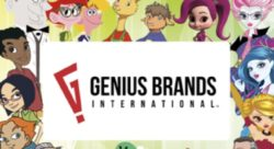 "(English) ""Genius Brands"" is our new partner"